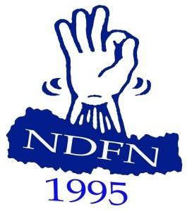 Logo of NFDN