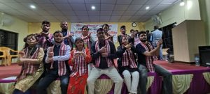 New 11-member working committee of National Federation of the Deaf selected
